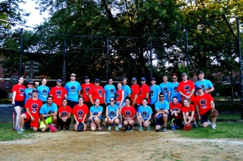 EBC Sixth Annual Softball Game @ Dilboy Auxiliary Field B | Somerville | Massachusetts | United States