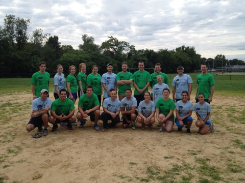 EBC Fifth Annual Softball Game @ Dilboy Auxiliary Field B | Somerville | Massachusetts | United States