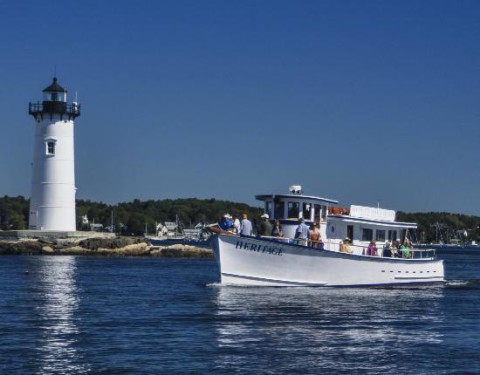 EBC & SAME: Annual Portsmouth, New Hampshire Harbor Cruise @ Isles of Shoals Steamship Company