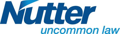 Nutter logo - online only