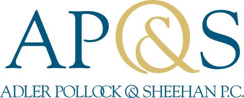 Adler Pollock Sheehan