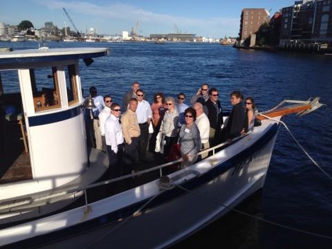 NH Harbor Cruise