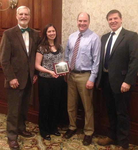 Tighe and Bond ACEC NH Award