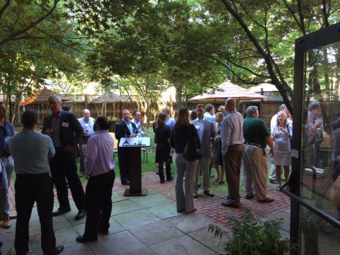 EBC Rhode Island Summer Garden Party @ Shechtman Halperin Savage, LLP | Pawtucket | Rhode Island | United States