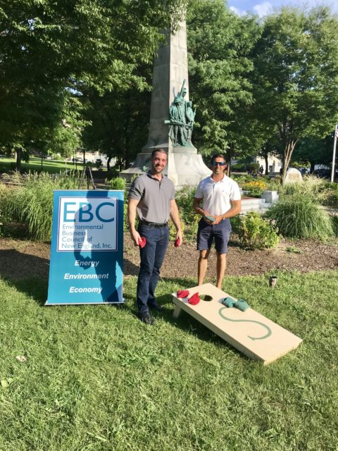 EBC 2nd Annual New Hampshire Ascending Professionals Corn Hole Tournament & Networking Night @ Derryfield Park | Manchester | New Hampshire | United States