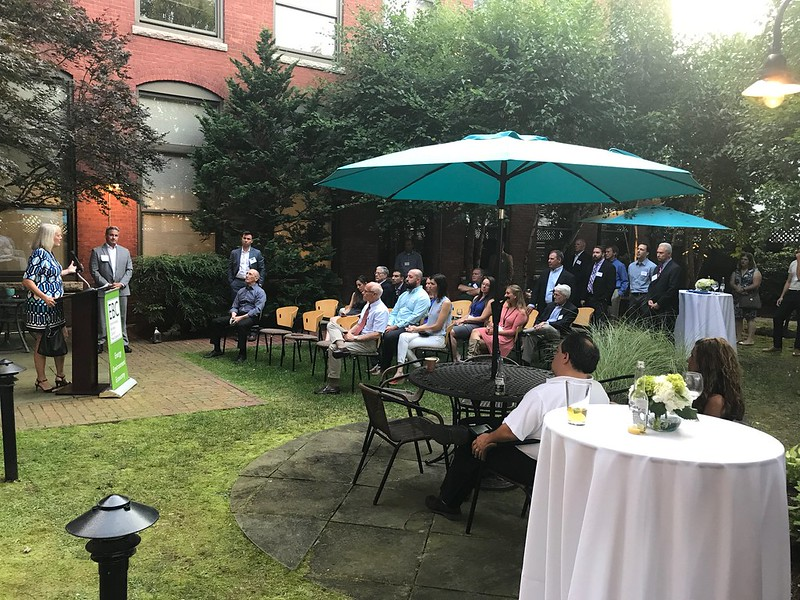 EBC Rhode Island Garden Party 2017