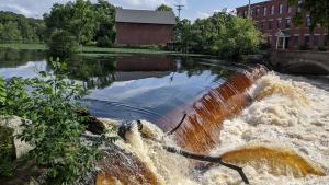 EBC Dam Management Webinar: Resilient Dams – Considering Climate Change in Dam Management, Rehabilitation, & Removal